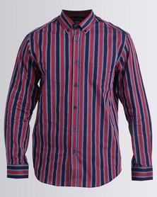JCrew Stripe Shirt Multi
