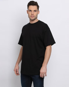 Jeep Embroidery T-Shirt Black