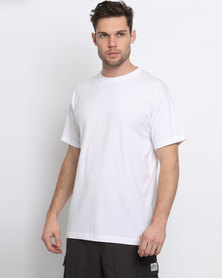 Jeep Embroidery T-Shirt White