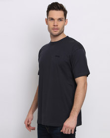 Jeep Embroidery T-Shirt Navy