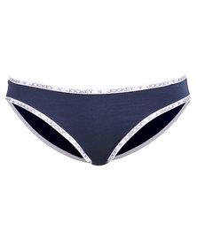 Jockey Bikini Panty Single Navy