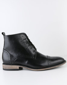 JOHN DRAKE Ian Boot Black
