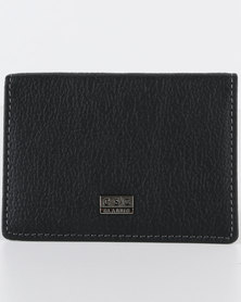 Joy Collectables Mens Wallet Black