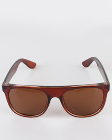 Joy Collectables D Frame Sunnies Brown