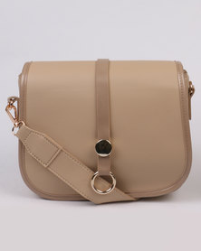 Joy Collectables Crossbody Bag Tan