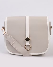 Joy Collectables Crossbody Bag Grey