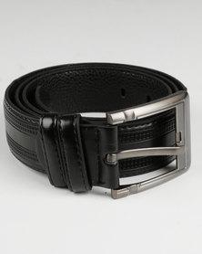 Joy Collectables Mens Belt Black