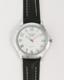 Joy Collectables Mens Watch Black