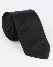 Joy Collectables Plain Tie Black