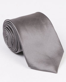 Joy Collectables Plain Tie Grey