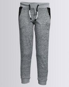 K7Star Wood Trackpants Grey