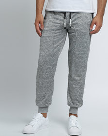 K7Star Wood Knit Joggers Grey
