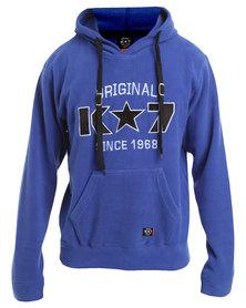 K7Star Ice Hoody Blue