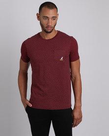 Kangol Westin V2 T-Shirt Mohangany