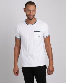 Kangol Waldorf T-Shirt White