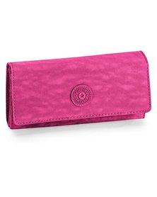 Kipling Brownie Wallet Red