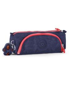 Kipling Cute Pen Case Navy Blue