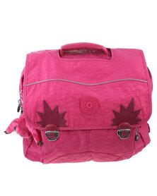 Kipling Iniko School Bag Pink