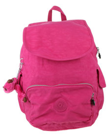 Kipling City Pack Small Pink