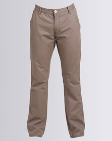 Klevas Classic Core Chinos New Taupe