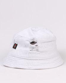 Klevas Ripper Hat White