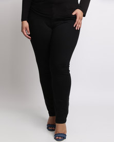 Levi's 311 Plus Size Shaping Skinny Jeans Soft Black