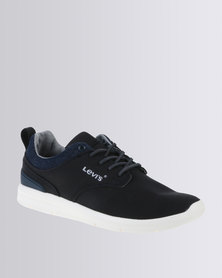 Levi's ® Cody Casual Low Cut Lace Up Sneaker Navy