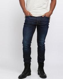 Levi's ® 510 Skinny Fit Commando Jeans Blue