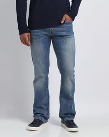 Levi's 527 Slim Boot Cut Dennis Blue