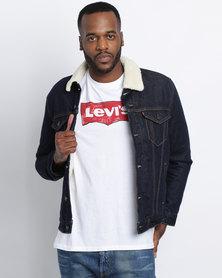 Levi's The Trucker Jacket Sherpa