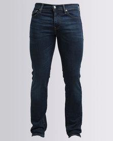 Levi's 511 Slim Fit Jeans Canyon Dark