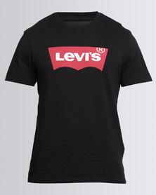 Levi's Housemark T-Shirt Black