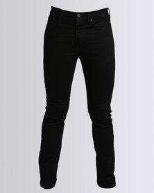 Levi's 510 Skinny Fit Jean Jet Black