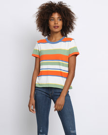 Levi's Surf Tee Walker Stripe