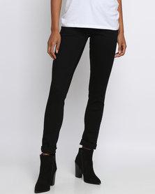 Levi's 311 Shaping Skinny Soft Jeans Black