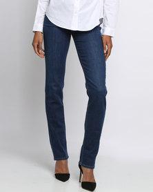 Levi's 712 Slim Runoff Jeans Blue