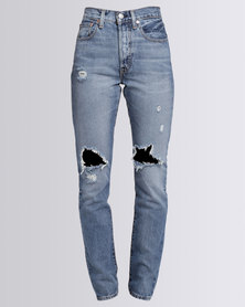 Levi's 501 Skinny Old Hangouts Jeans Blue