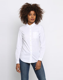 Levi's Tailored Classic 1 Pocket Shirt Bright White