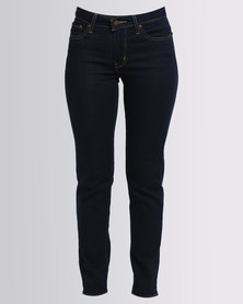 Levi's 712 Slim Cast Shadow Jean Indigo