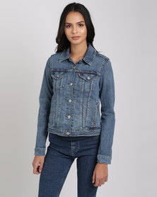 Levi's ® The Original Trucker Jacket Blue