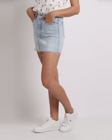 Levi's ® DECONSTRUCTED SKIRT LIVE WIRE