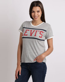 Levi's ® PERFECT RINGER TEE Grey