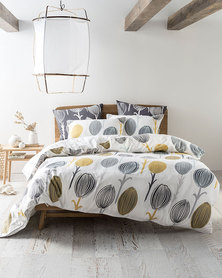 Linen House Corinella Duvet Cover Set Multi