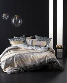 Linen House Valmont Duvet Cover Set Multi