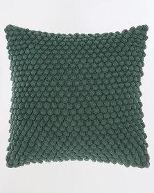Linen House Scatter Cushion Green