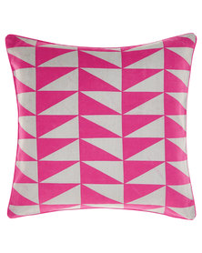Linen House Zamora Brights Scatter Cushion Pink