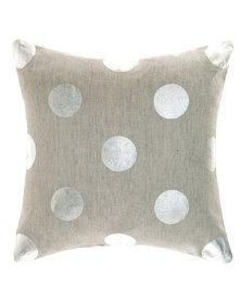 Linen House Kyneton Scatter Cushion Silver
