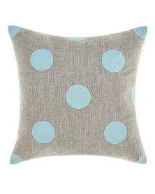 Linen House Kyneton Scatter Cushion Blue