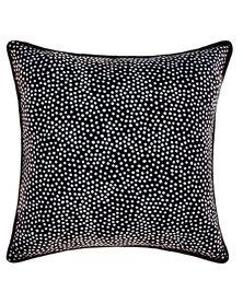 Linen House Mireya Scatter Cushion Black