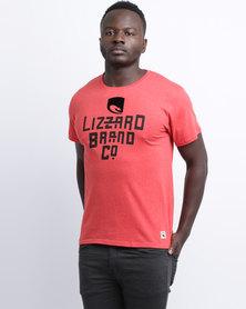Lizzard Leroux Tee Red